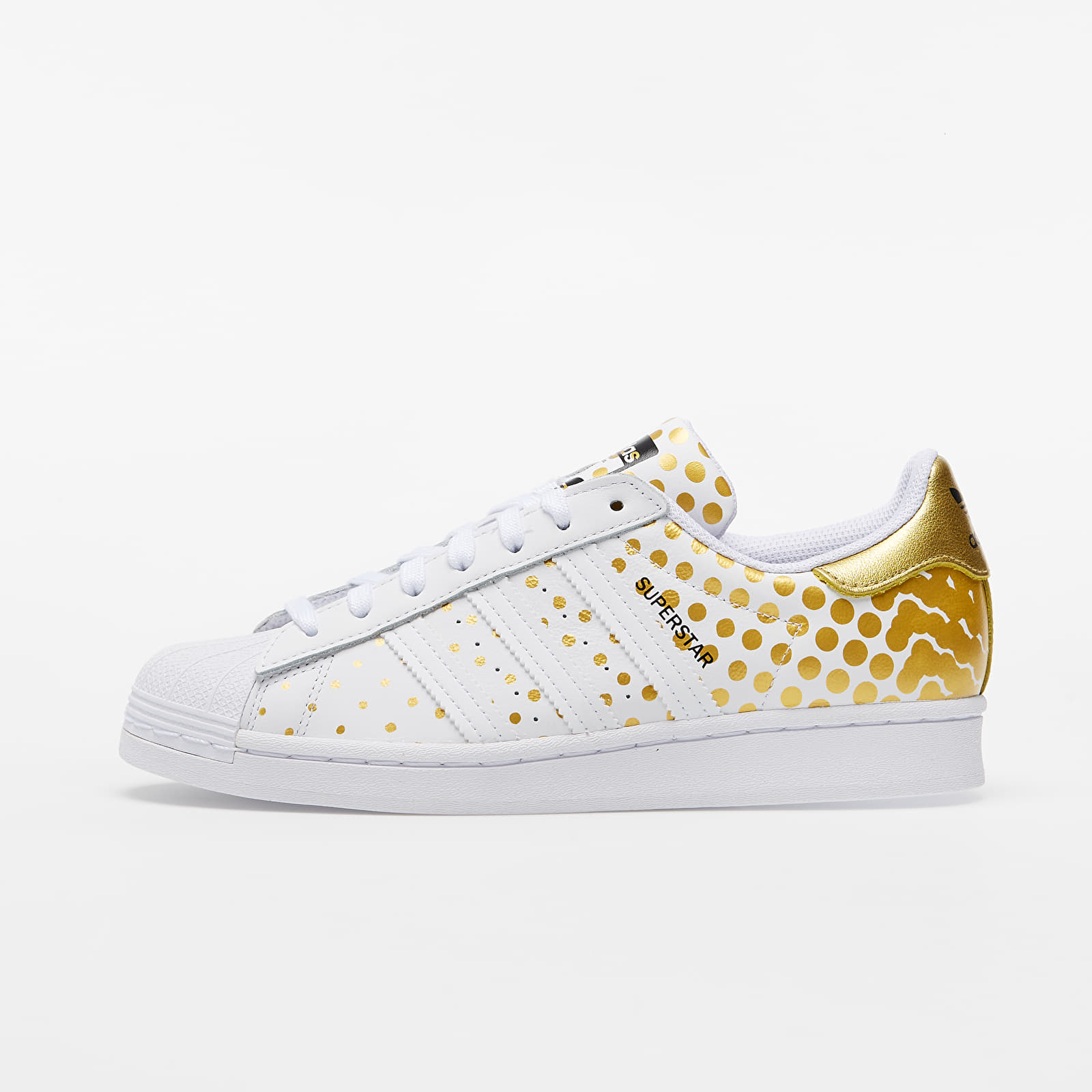 adidas Superstar W Gold Metalic/ Ftw White/ Core Black FX8552