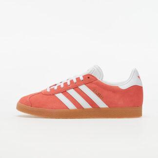adidas Gazelle W Semi Flash Red/ Ftw White/ Gum 2 FU9908
