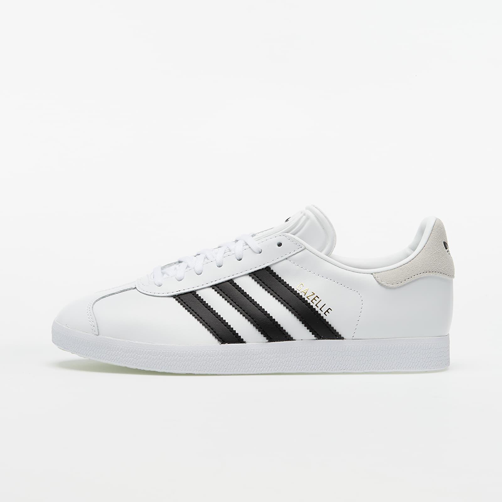 adidas Gazelle W Ftw White/ Core Black/ Crystal White FU9910