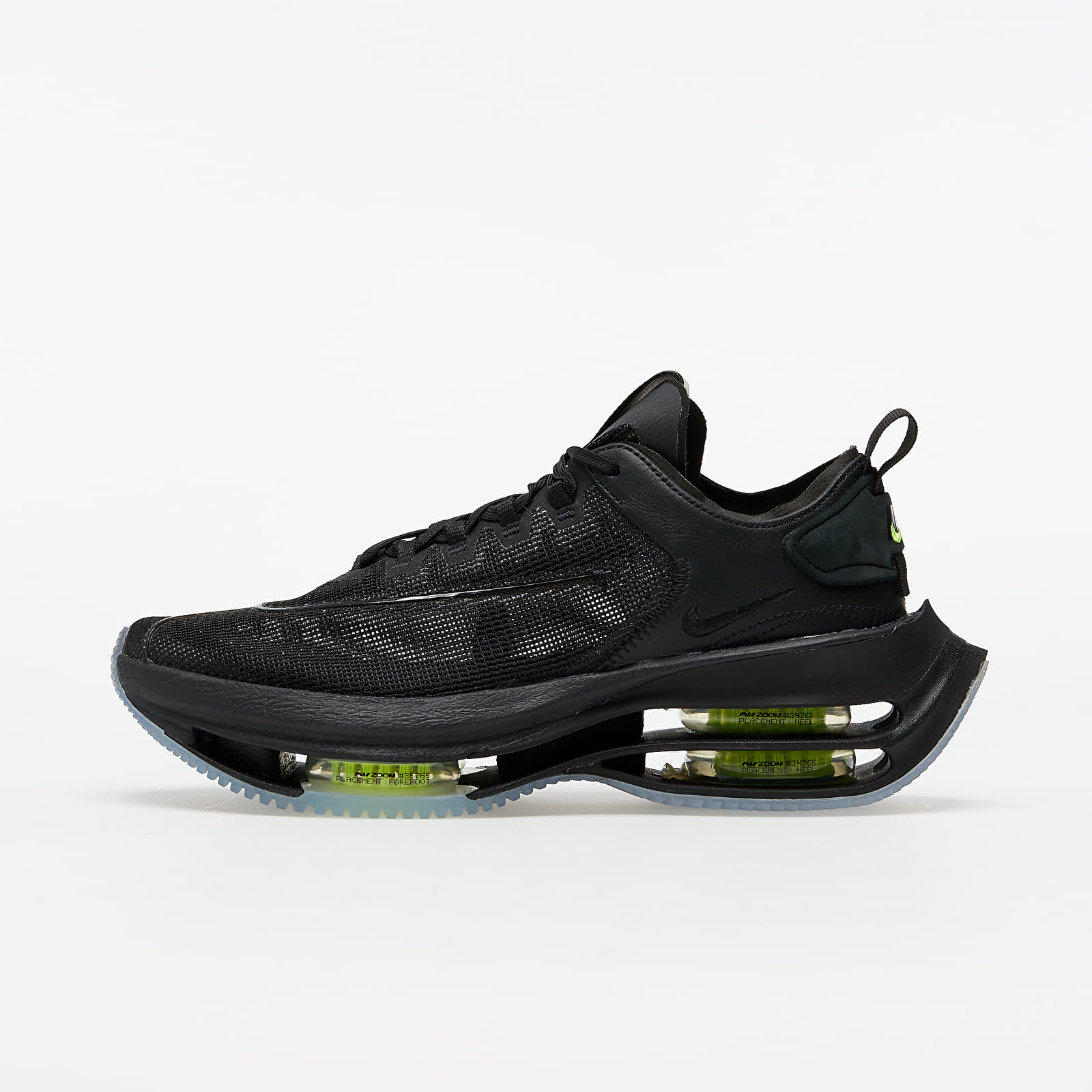 Nike Zoom Double Stacked Black/ Volt-Black CI0804-001