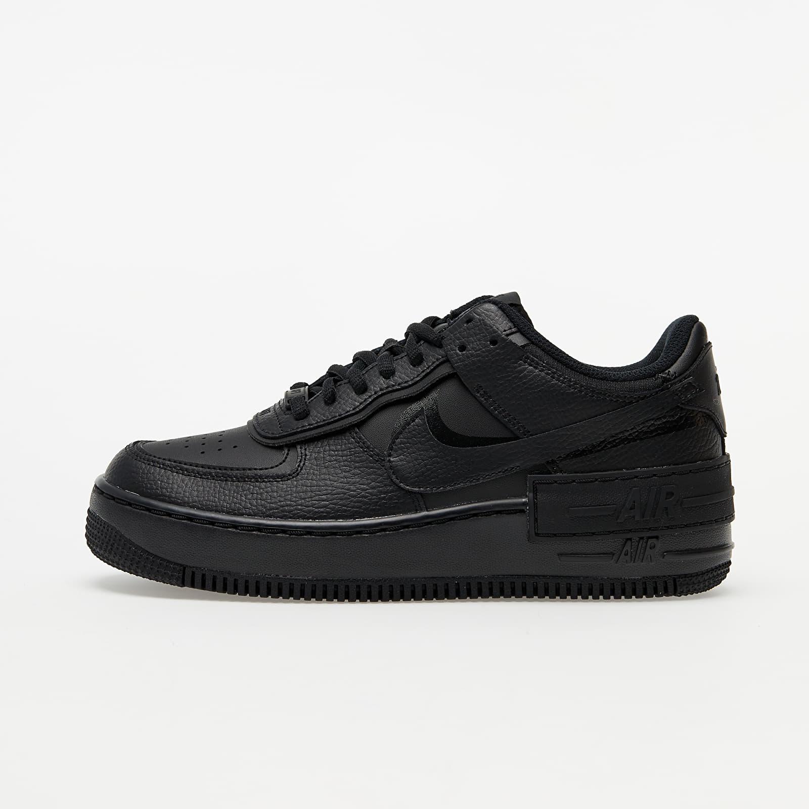 Nike W Air Force 1 Shadow Black/ Black-Black CI0919-001