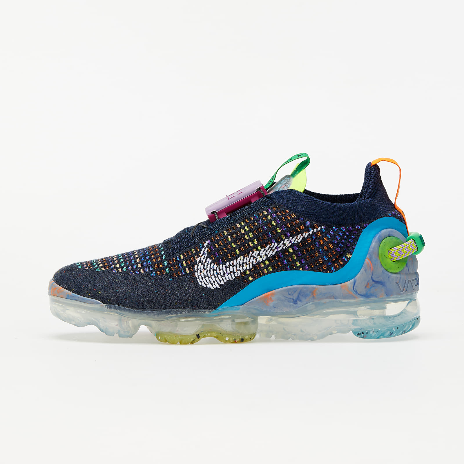 Nike W Air Vapormax 2020 FK Deep Royal Blue/ White-Multi-Color CJ6741-400