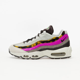 Nike Wmns Air Max 95 Premium Light Bone/ White-Velvet Brown-Olive Grey CZ8102-001