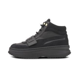 Puma Deva Boot Suede Wn s Puma Black 37475702
