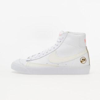 Nike W Blazer Mid Vintage '77 White/ Sail-Metallic Gold-Atomic Pink DC1421-100