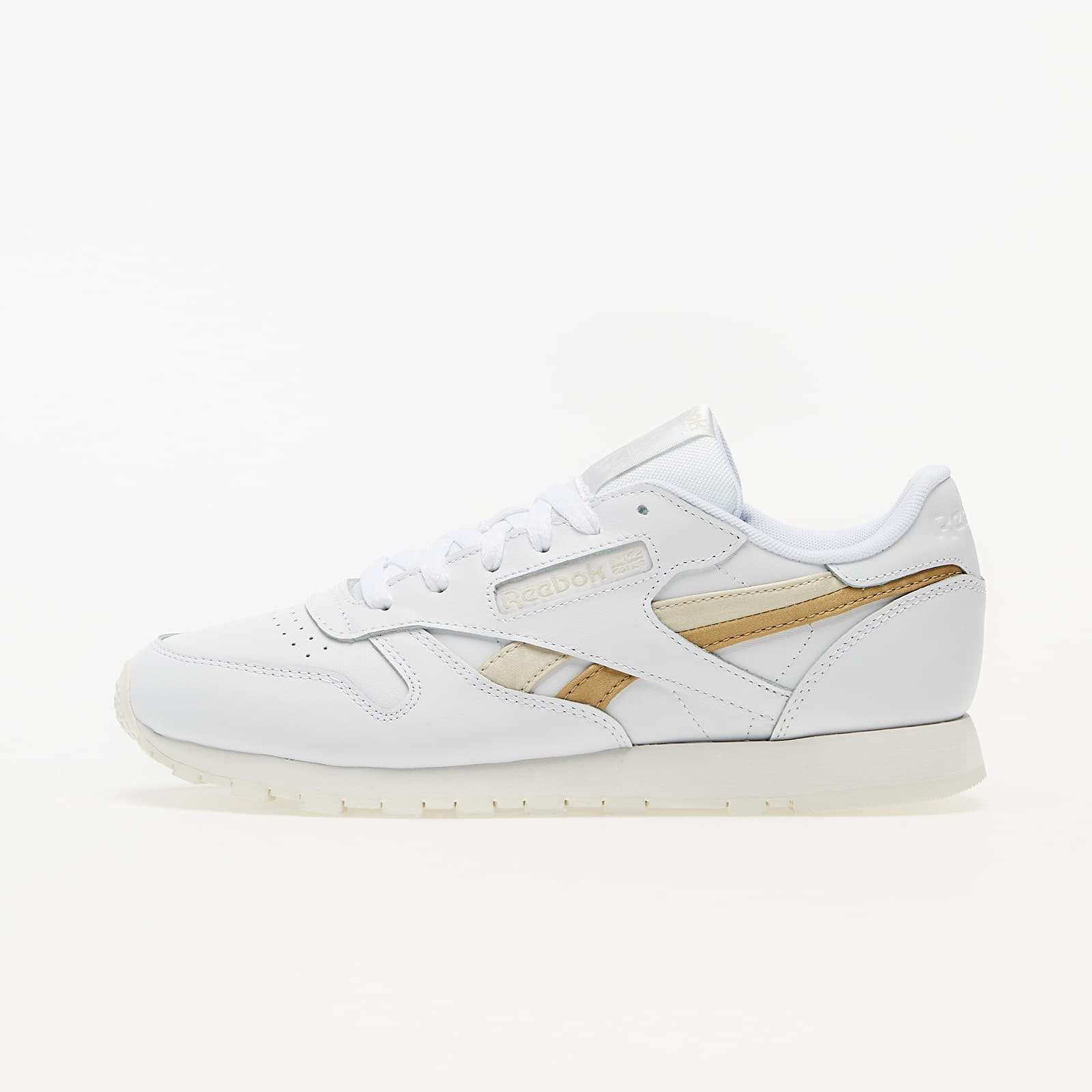 Reebok Classic Leather White/ Alabaster/ Utility Beige FW1257