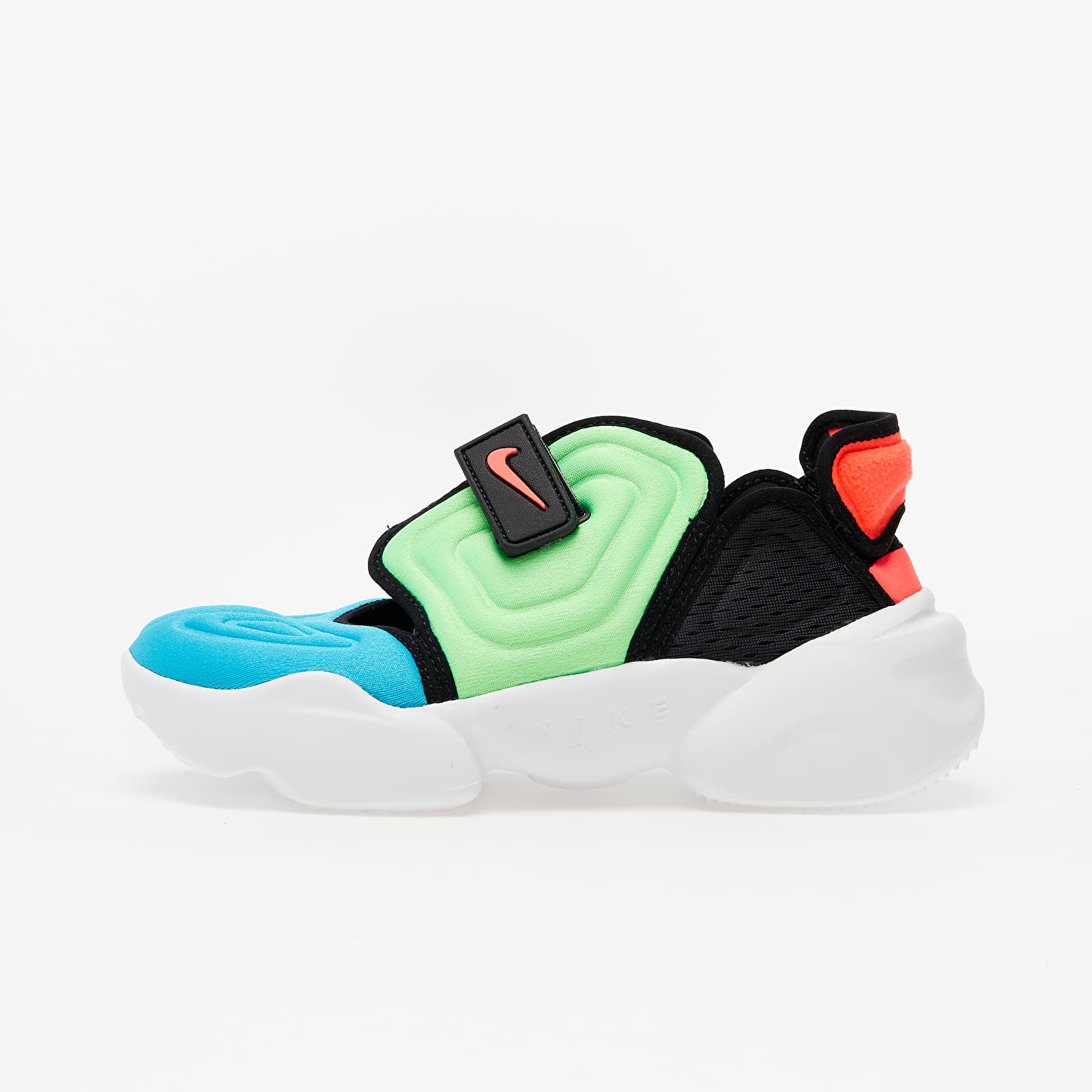 Nike W Aqua Rift Blue Fury/ Flash Crimson-Black CW7164-400