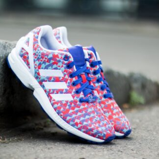 adidas ZX Flux Weave Nigth Flash/Ftwr White/Core black B34473 PS2