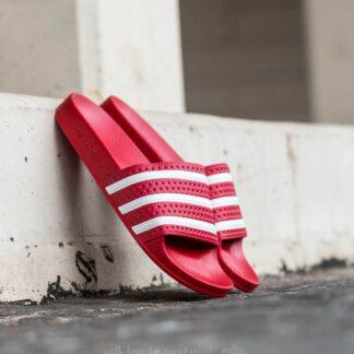 adidas Adilette Light Scarlet/ White/ Light Scarlet 288193