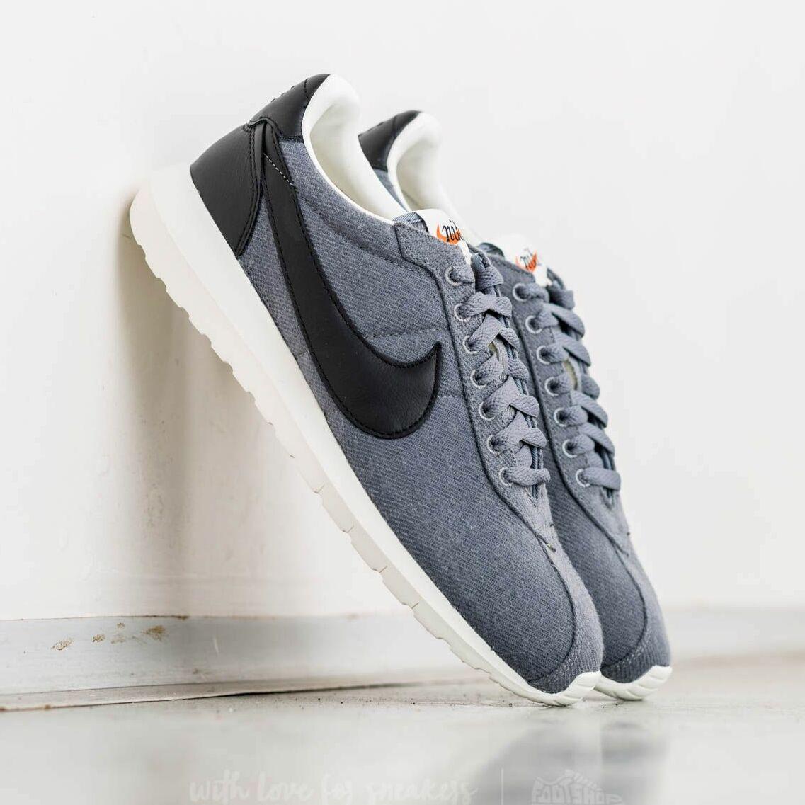 Nike Roshe LD-1000 Cool Grey/ Black-Black 844266-002