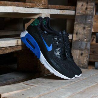 Nike W Air Max 90 Ultra 2.0 Black/ Paramount Blue-White 881106-001