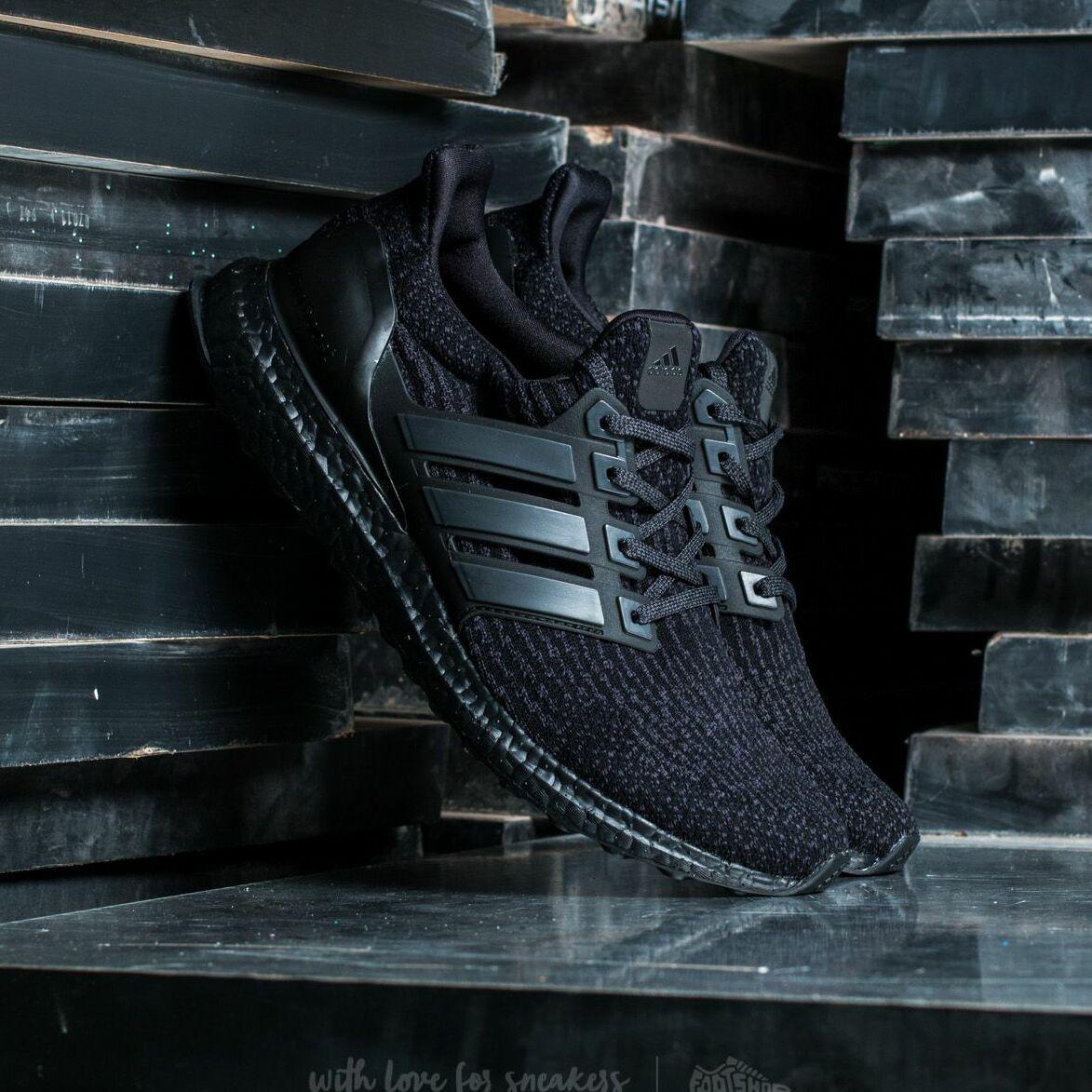adidas Ultra Boost Black/ Black BA8920