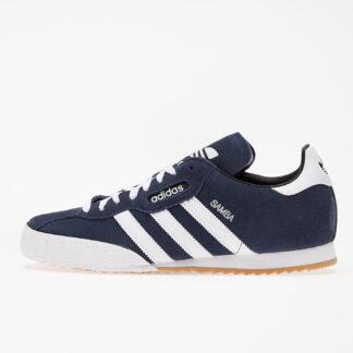 adidas Samba Super Suede Navy/ Footwear White 19332