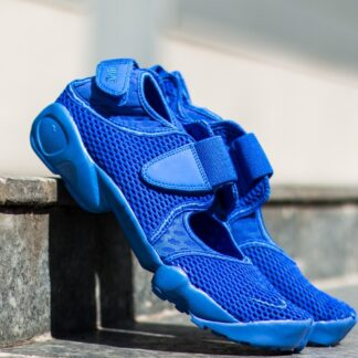 Nike Air Rift Breathe Racer Blue/ Racer Blue  847609-400