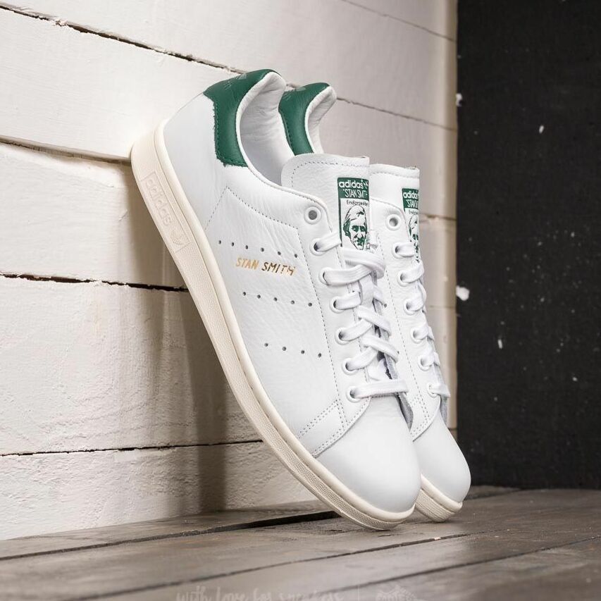 adidas Stan Smith Ftw White/ Ftw White/ Collegiate Green CQ2871