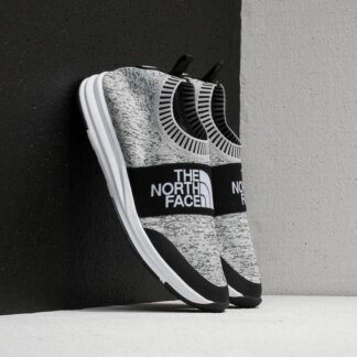 The North Face NSE Traction Knit Moc Heather Grey/ TNF White NF0A3RR5LD4