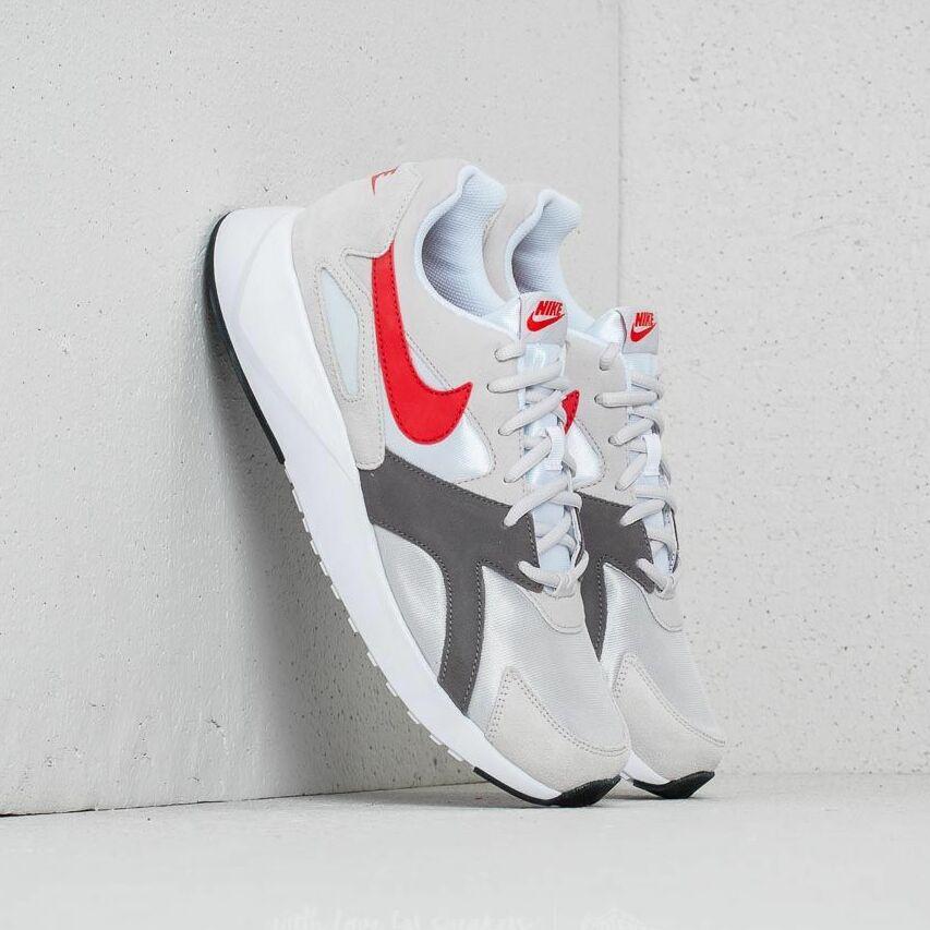 Nike Pantheos Vast Grey/ Habanero Red-White 916776-004