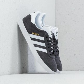 adidas Gazelle Solid Grey/ White/ Gold Metallic BB5480