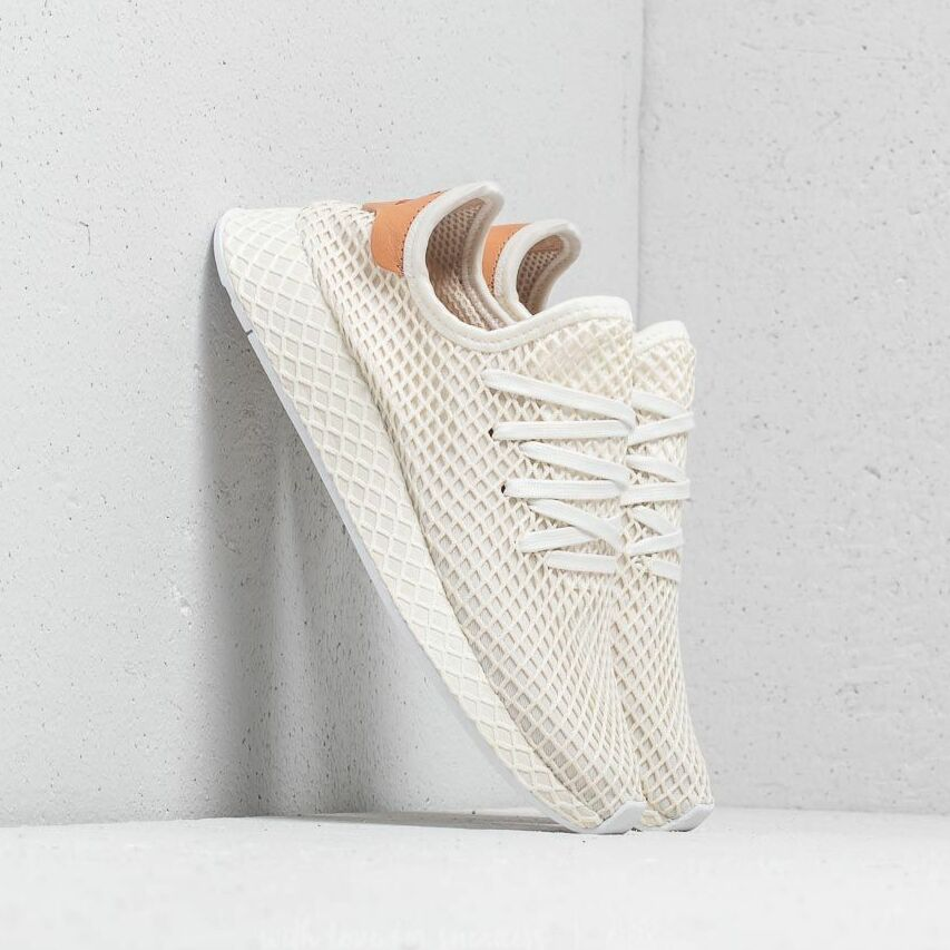 adidas Deerupt Runner Cloud White/ Ash Pearl/ Cloud White B41759