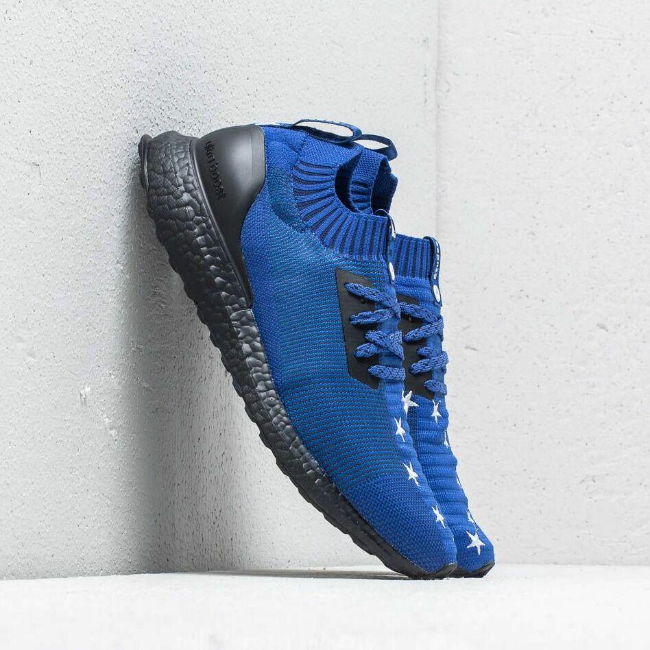 adidas Ultra Boost Uncaged x Études Bold Blue/ Collegiate Royal/ Dark Blue D97732