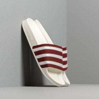 adidas Adilette Core Burgundy/ Ftw White/ Off White BD7574