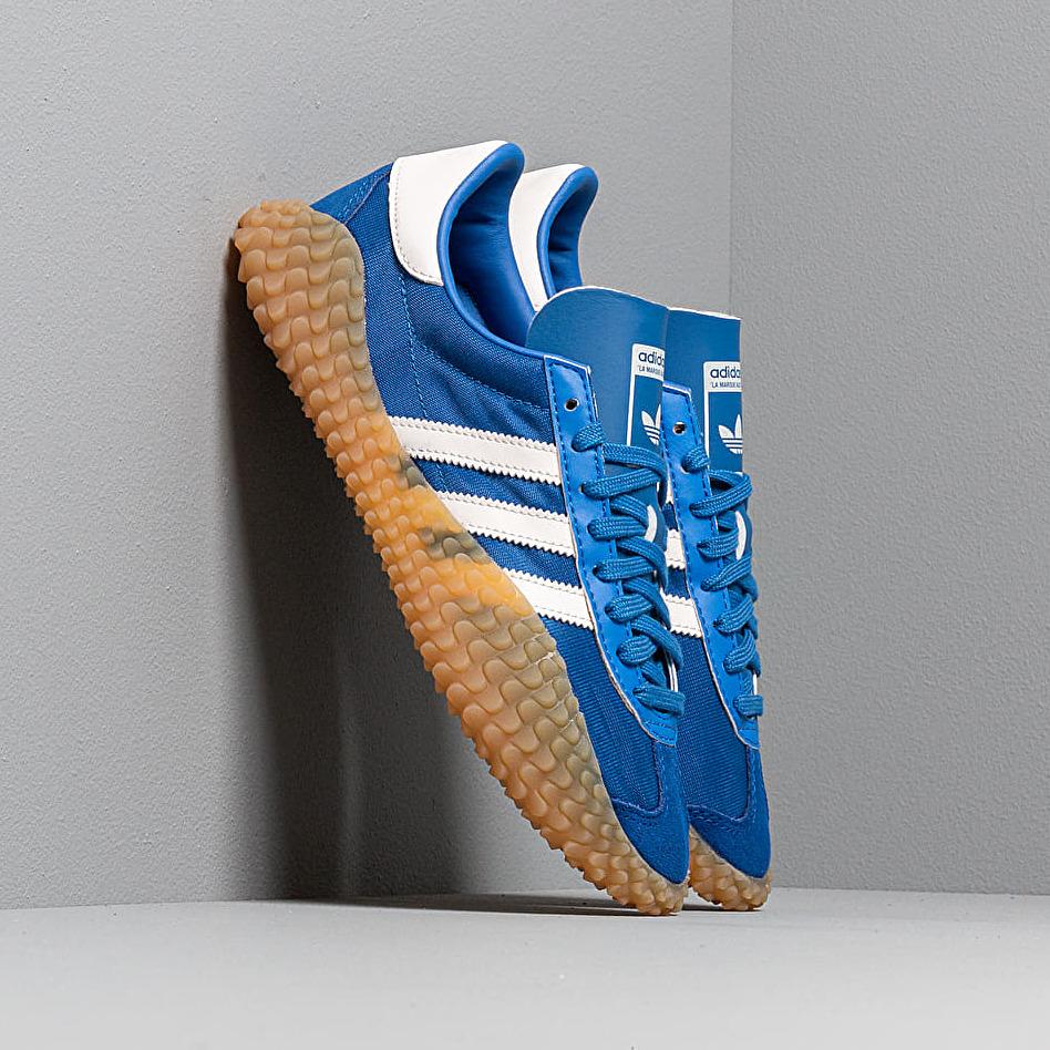 adidas Country x Kamanda Blue/ Cloud White/ Gum3 EE5666