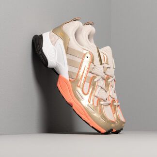 adidas EQT Gazelle Core Brown/ Raw Gold/ Semi Core Orange EE7747
