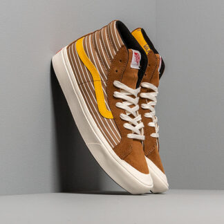 Vans Comfycush Style 1 (Suede/ Canvas) Brown VN0A4BTKVX81