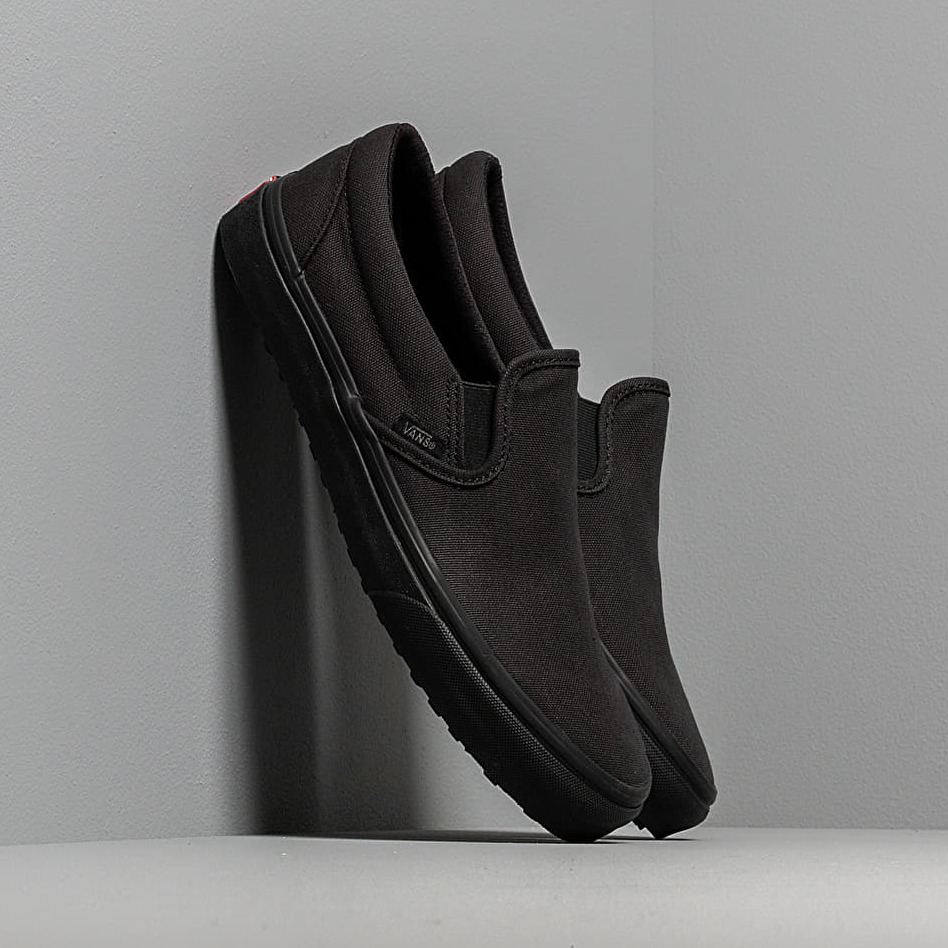Vans Classic Slip-On U (Made For The Makers) Black/ Black VN0A3MUDV7W1