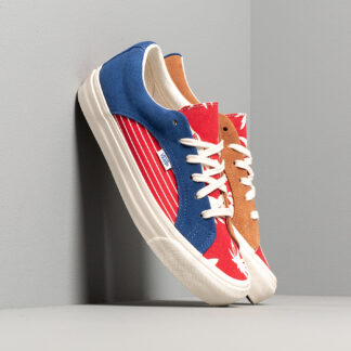 Vans OG Lampin LX (Suede/ Canvas) True Blue/ Racing Red VN0A4P3WTJ81
