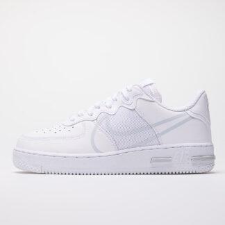 Nike Air Force 1 React White/ Pure Platinum CT1020-101
