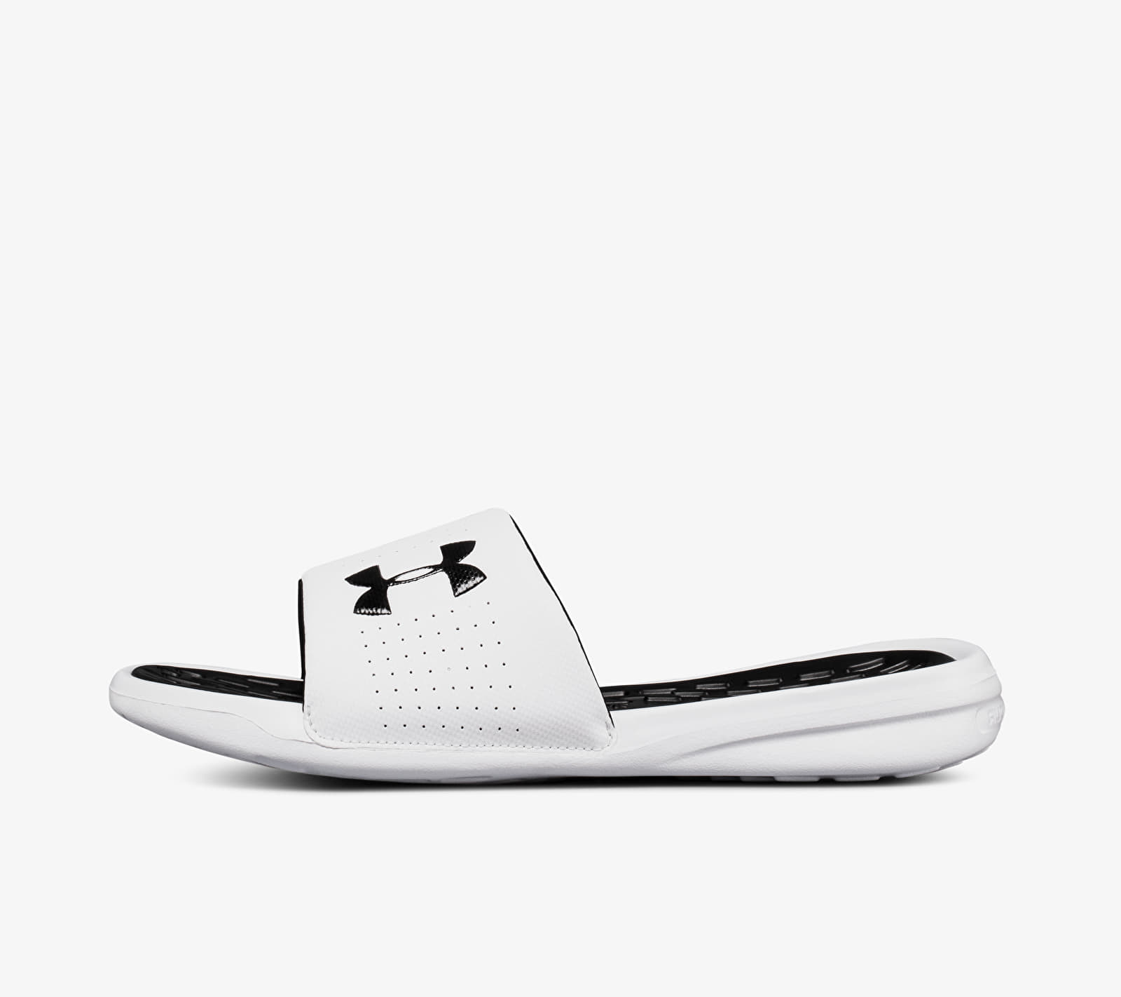 Under Armour M Playmaker Fix SL White 3000061-102