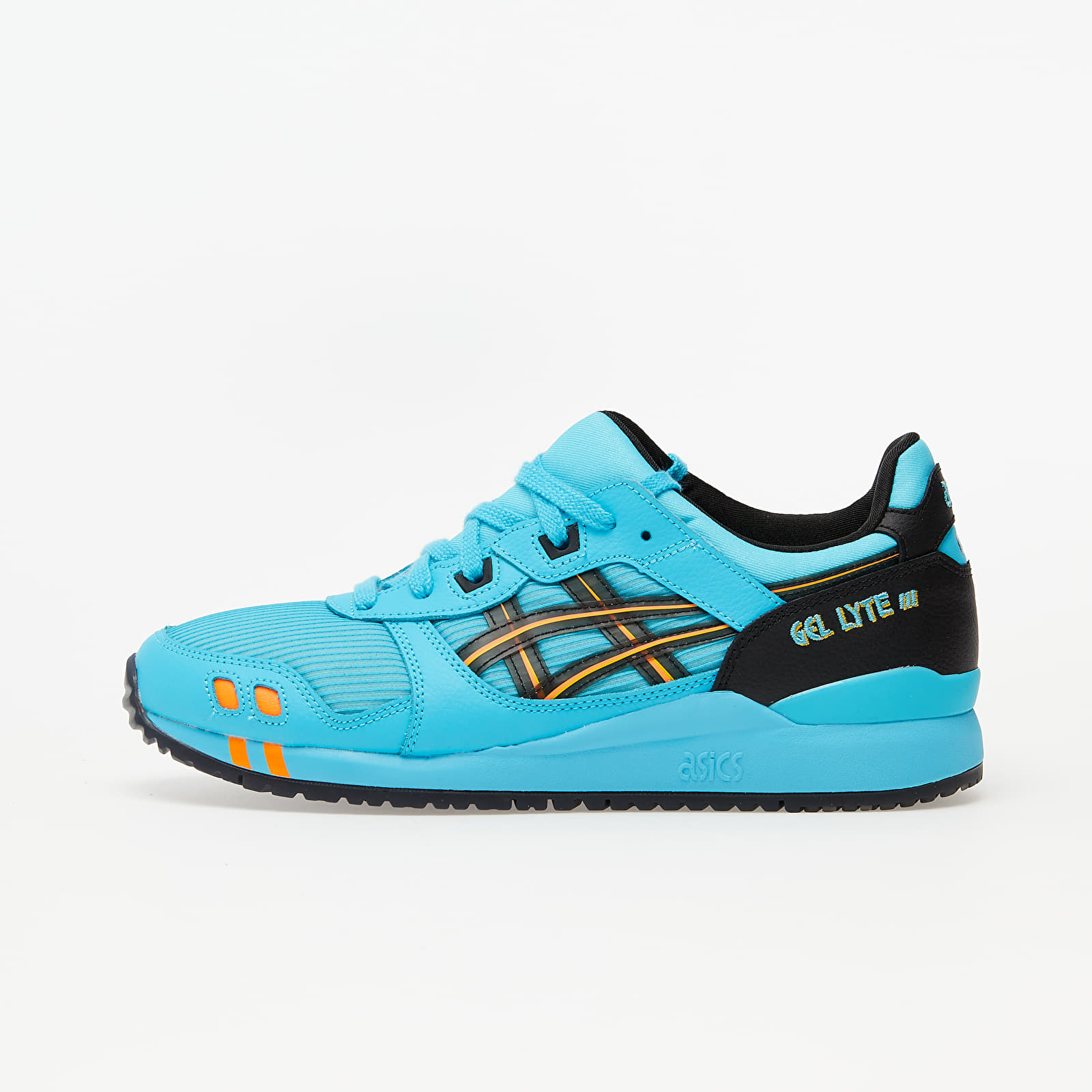 Asics Gel-Lyte III OG Aquarium/ Shocking Orange 1201A052-400