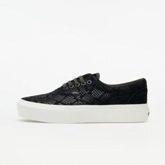 Vans Era Platform (Animal) Emboss/ Black VN0A3WLU1VI1