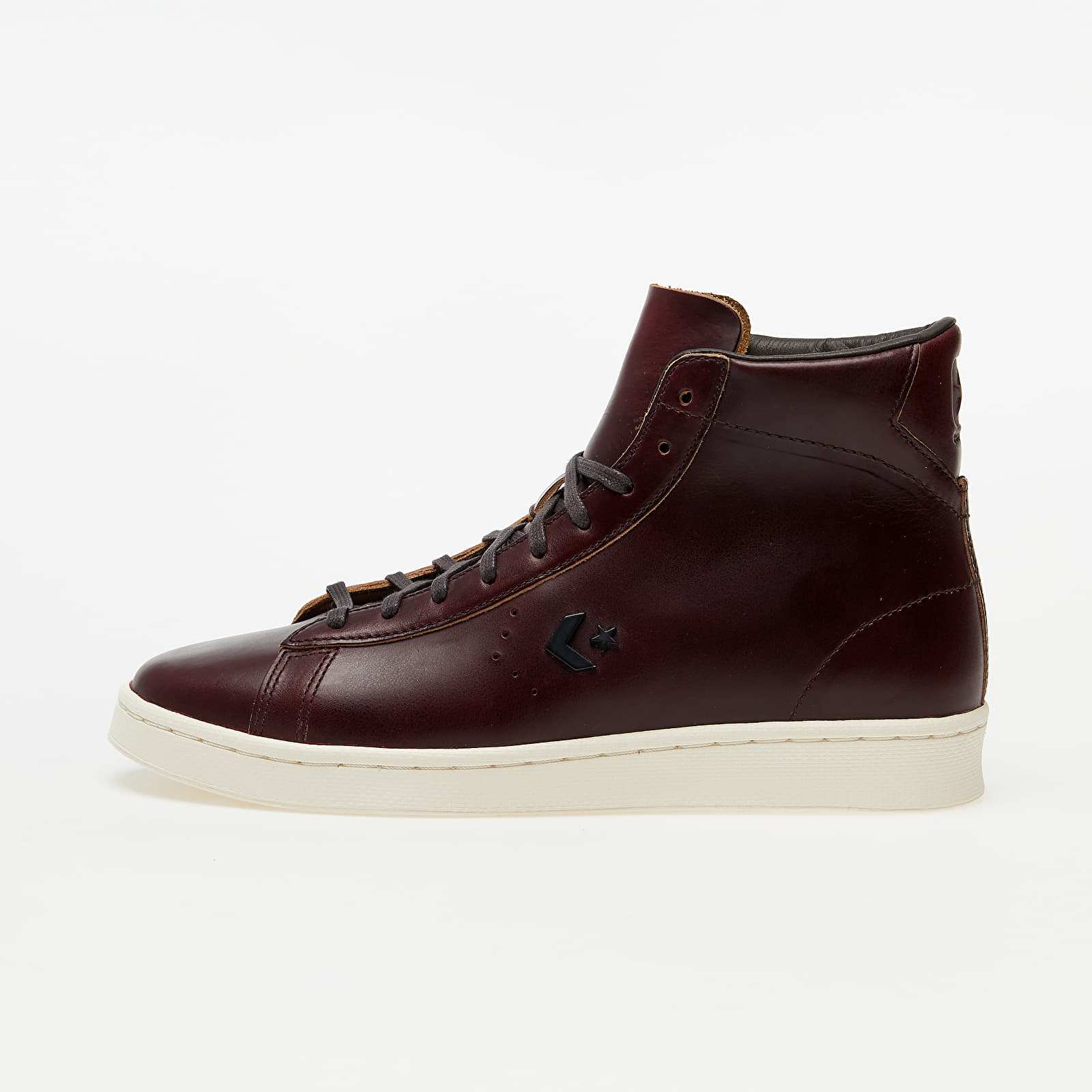 Converse Pro Leather Ganache/ Egret/ Black 168750C