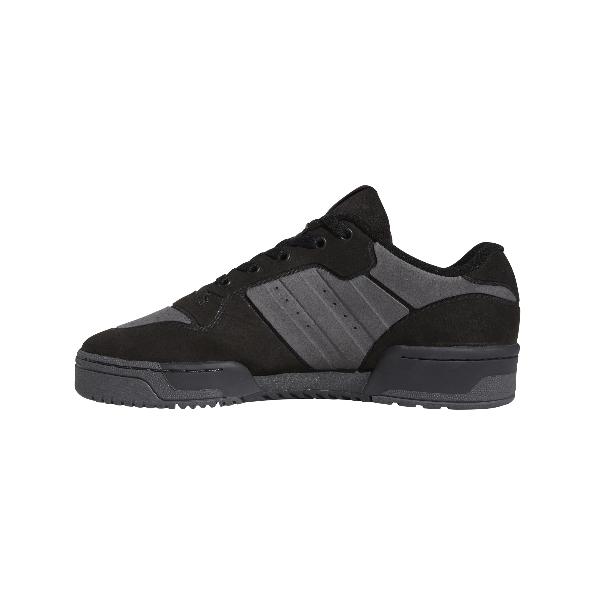 adidas Rivalry Low Core Black/ Grey Six/ Core Black FV4911