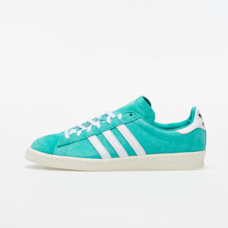 adidas Campus 80s Shock Mint/ Ftw White/ Core Black FV8495