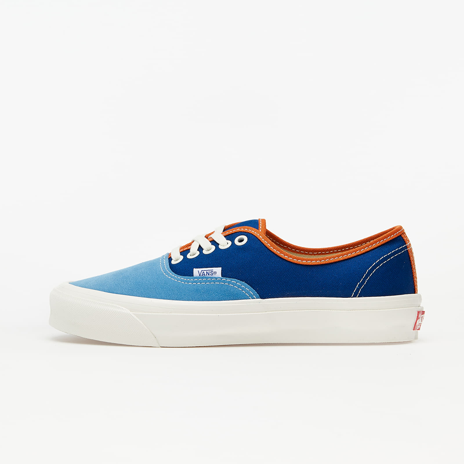 Vans OG Authentic LX (Suede/ Canvas) Blue VN0A4BV91YH1