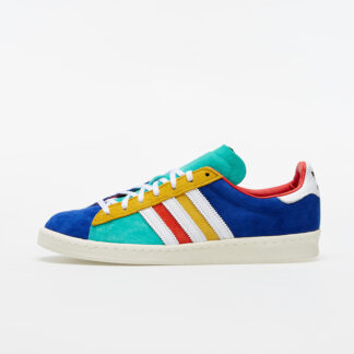 adidas Campus 80s Royal Blue/ Ftw White/ Core Black FW5167