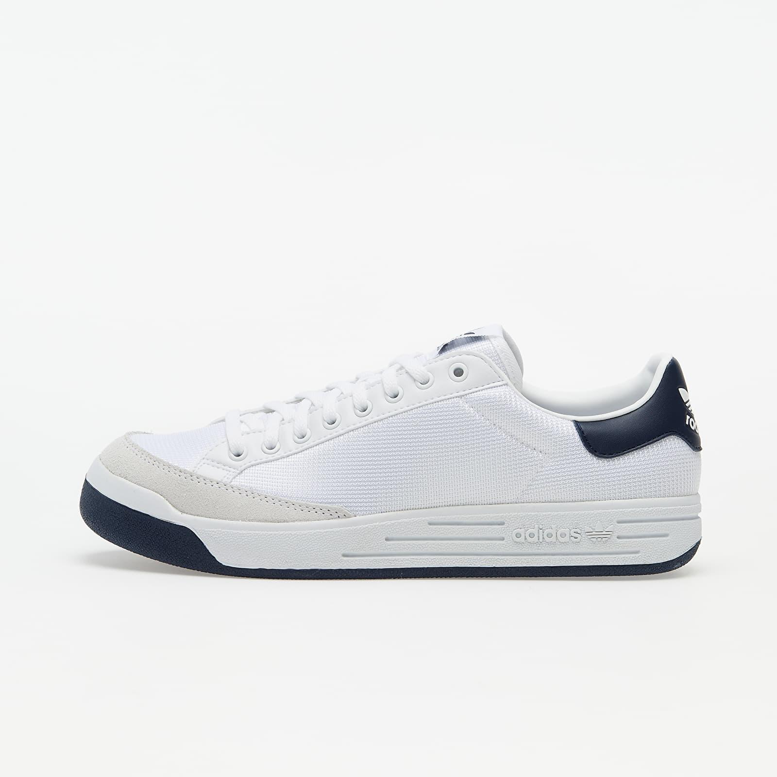 adidas Rod Laver Run White/ Run White/ Collegiate Navy G99864