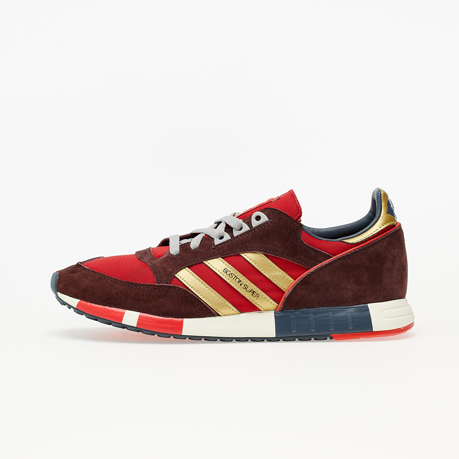 adidas Boston Super Power Red/ Gold Metalic/ Night Red M25420