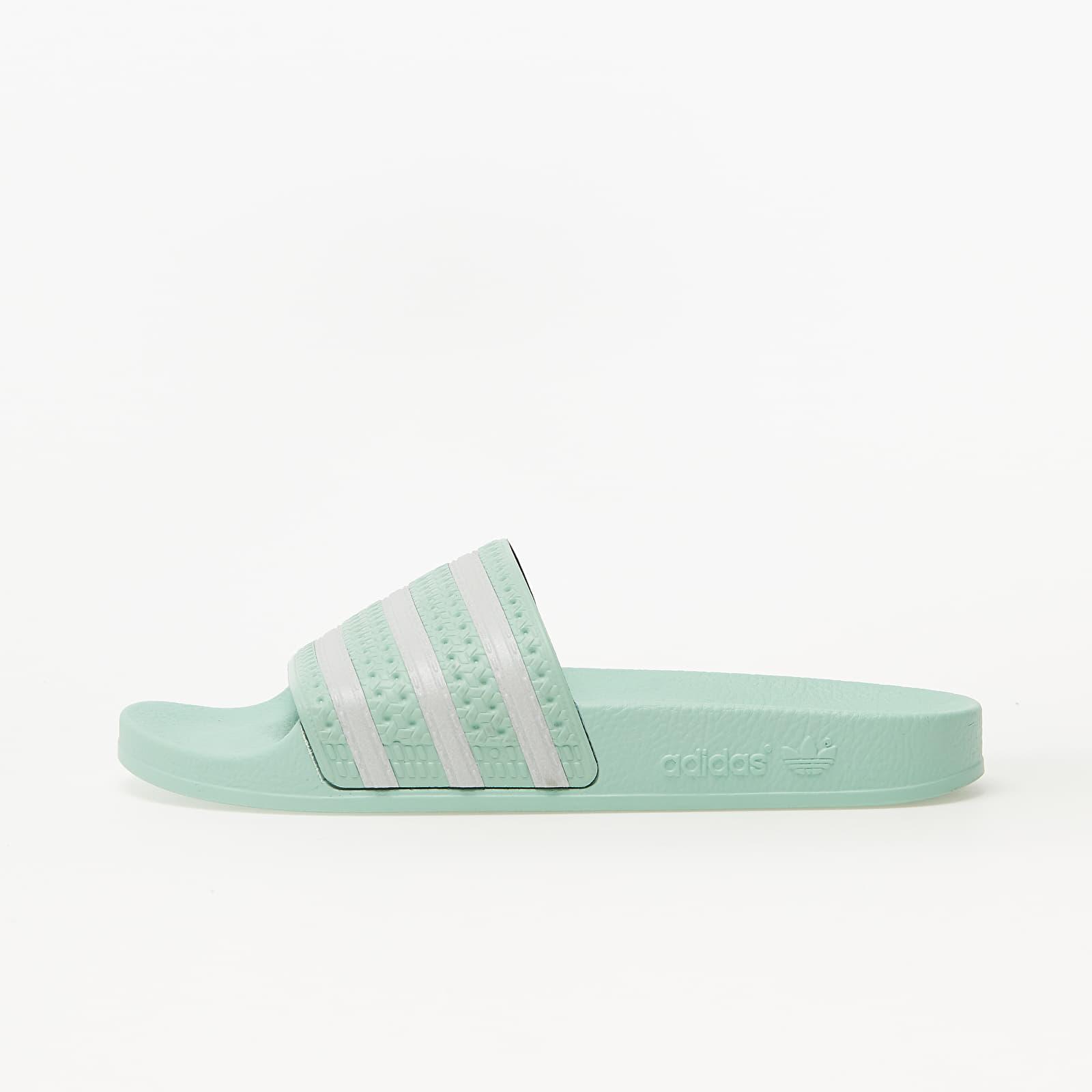 adidas Adilette Blur Green/ Supplier Colour/ Blur Green FU9889