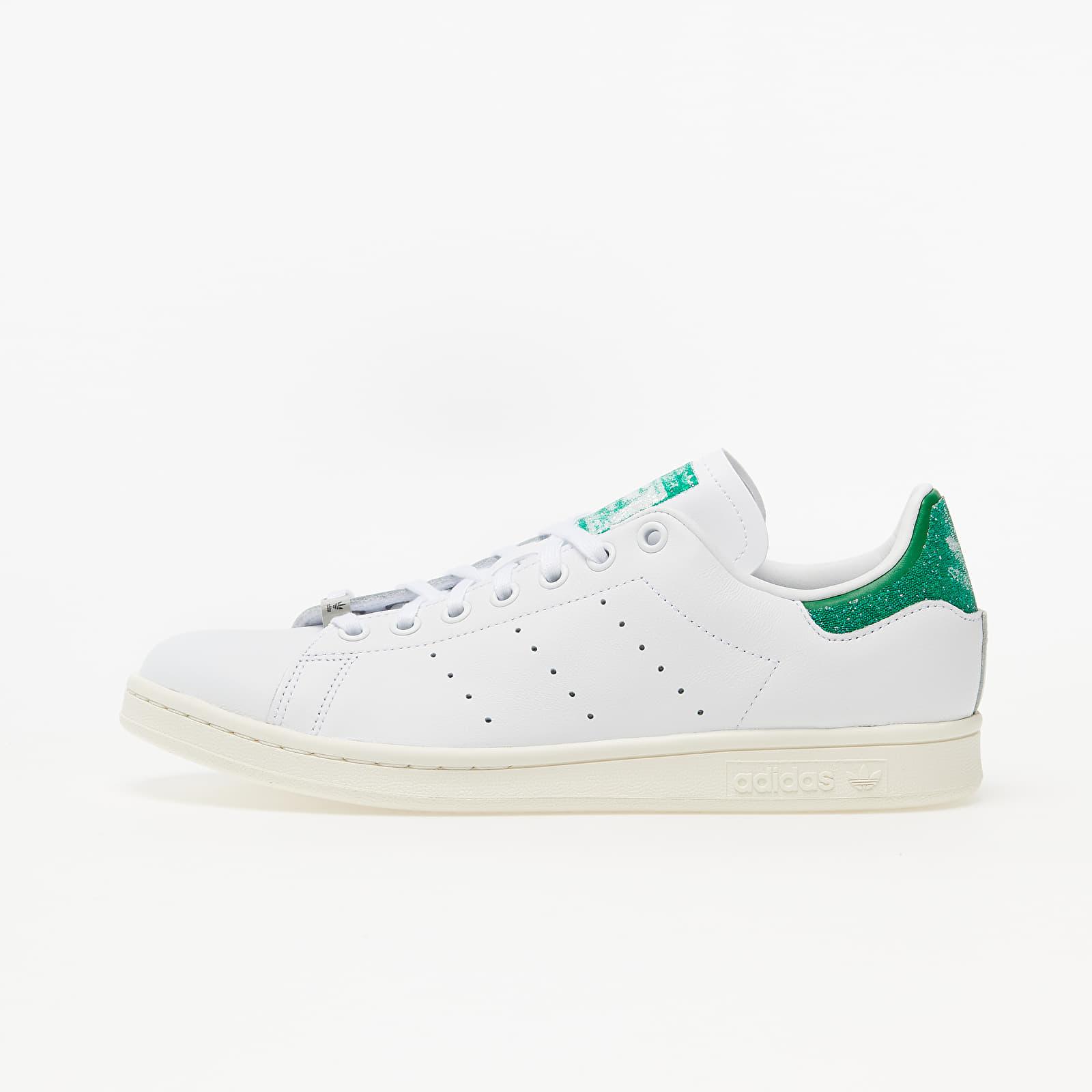adidas x Swarovski Stan Smith Ftw White/ Green/ Off White FX7482