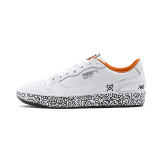 Puma Sky LX Low MR DOODLE Puma White-Puma Black 37421101