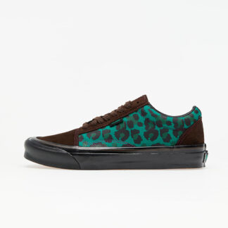 Vans Old Skool NS OG LX (Stray Rats) Brown/ Green VN0A4UUTK031