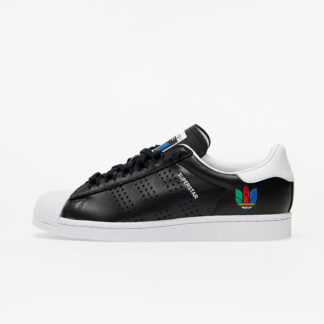 adidas Superstar Core Black/ Green/ Ftw White FW5387