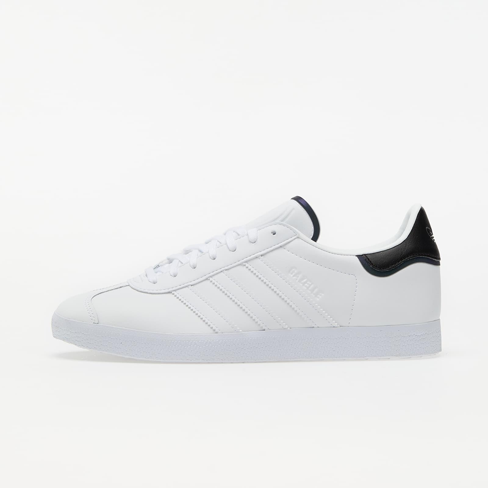adidas Gazelle Ftw White/ Ftw White/ Core Black FU9666