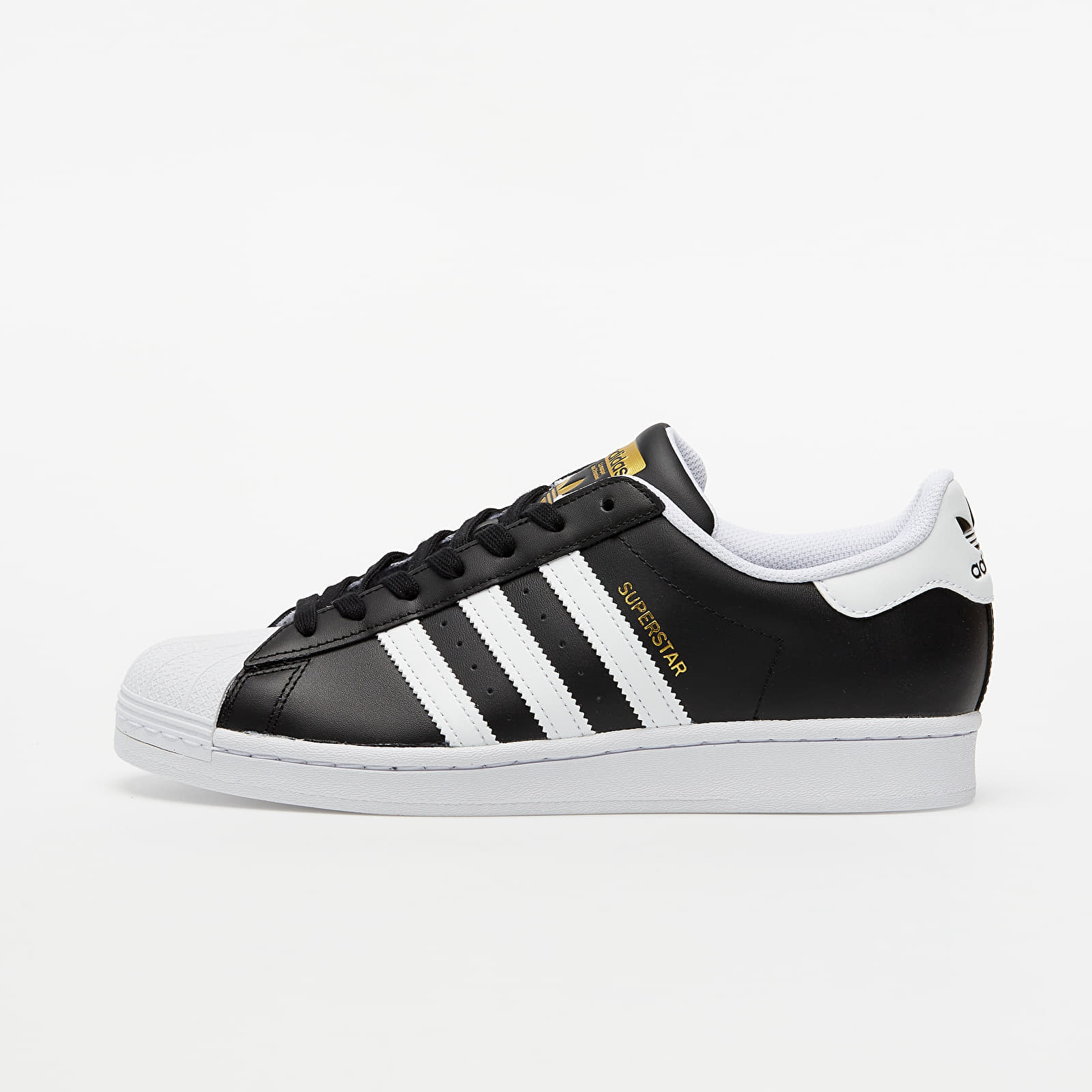 adidas Superstar Core Black/ Ftw White/ Gold Metalic FX2331