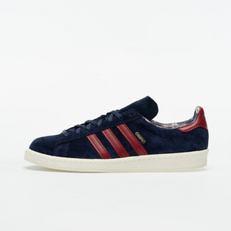 adidas Campus 80s Off White/ Core Burgundy/ Mesa FV9692