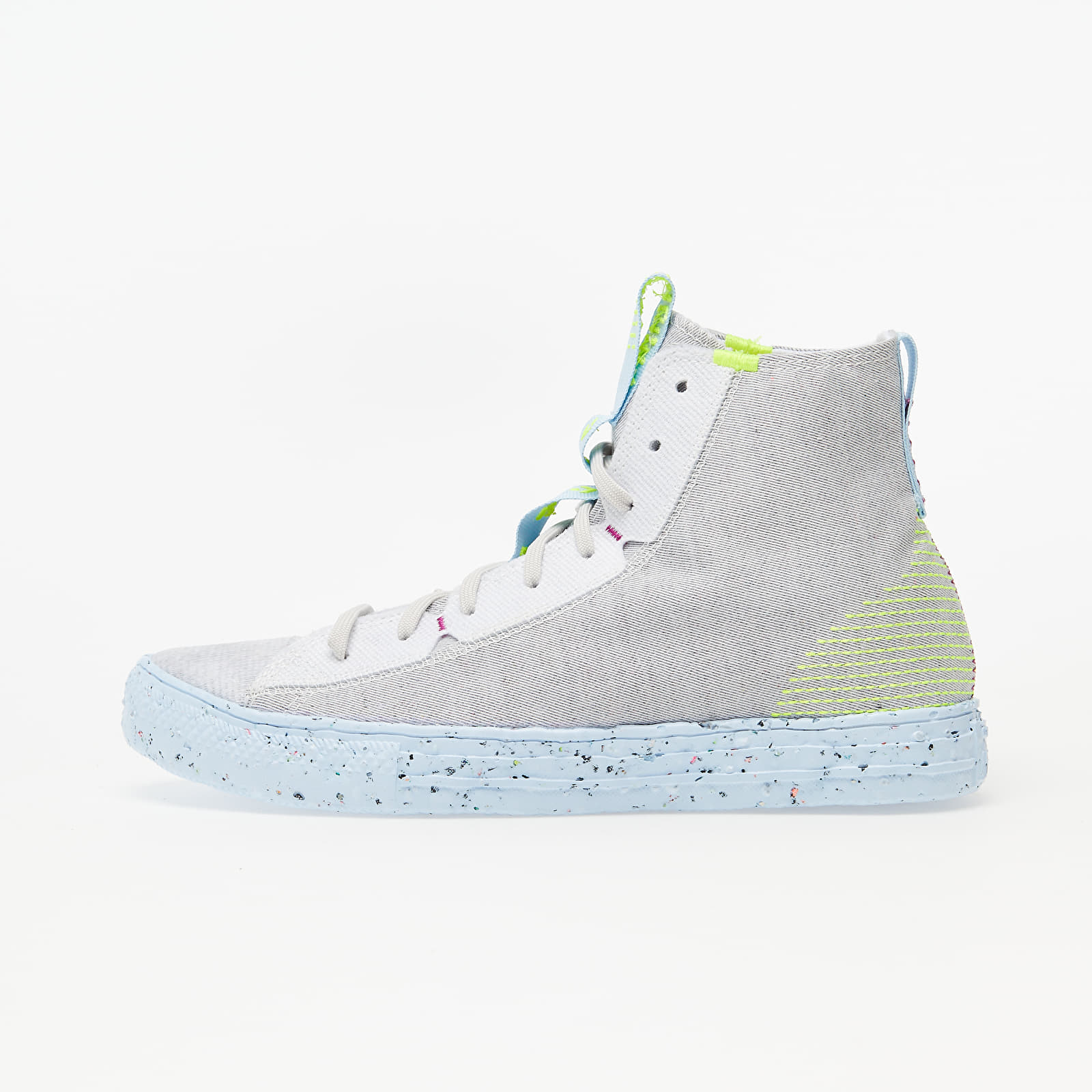 Converse Chuck Taylor All Star Crater White/ Chambray Blue/ White 168872C
